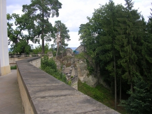 Замок Вальдтштайн