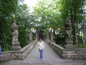 Дорога к Вальдтштайну - мост