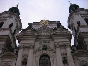 Вечерняя Прага