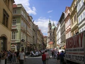 Дорога к Пражскому Граду
