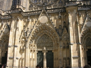 Пражский Град - собор Святого Витта