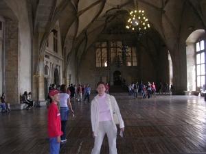 Пражский Град - Королевский дворец