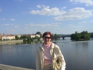 Вид с Карлового Моста