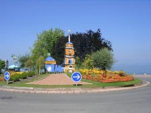 Evian - французский перекресток