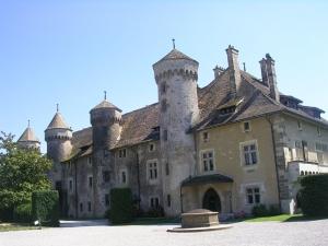 замок Ripaille