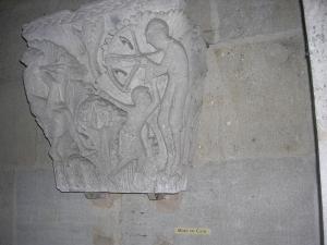 Фрески в соборе