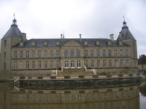 Le chateau de Sully