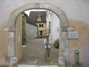 Музей вин Бургундии