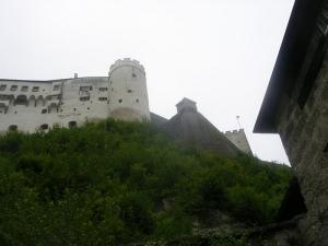 Зальцбургская крепость