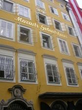 Моцарт везде