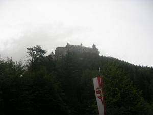 Hohenwerfen Adventure Castle