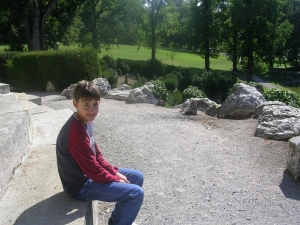 в парке Айзенштадта