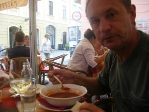 Ешьте суп-гуляш и все будет в порядке :)