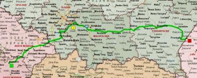 как мы уезжали из Шенгена