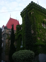 Дворец княгини Гагариной в Утесе