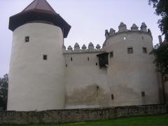 Крепость в Кежмароке