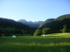 Словенские альпийские луга