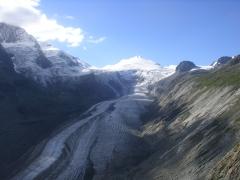 ледник рядом GrossGlockner - JohanusBerg