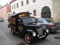 такие автомобили, думаю, в Чехии не редкость