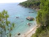 Дикий пляж Жуляны