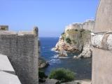 Из одной крепости вид на другую