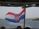 Чтобы не забывали, что мы в Хорватии
