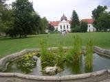 Королевский дворец в Гёдёллё - парк
