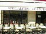 Реймс, бутик шампанского
