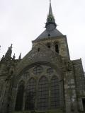 Церковь в Мон Сен Мишеле