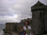 Крепость в Сен-Мало