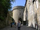 Динан - город красивых  крепостей
