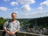 Динан - город красивых видов на Бретань