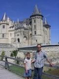 Самюр, замок