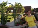 Французский сад в Футуроскопе