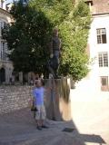 г. Бержерак и его главный житель - Сирано де Бержерак