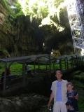 Пещера Падирак - первый уровень