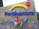 Порт Авентура для нас закончилась