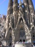 Барселона, Собор Sagrada Familia (Святого Семейства)