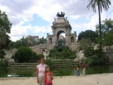 Барселона, парк Цитадель