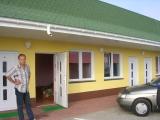 Мотель за Вроцлавом не плох, но солнце светит в глаза