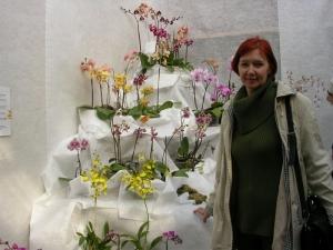 Стокгольм, музей Aquatic, орхидеи