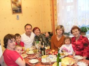 День Рождения в столице России